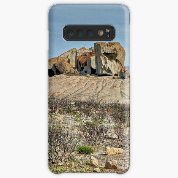 """Remarkable Rocks"" Kangaroo Island, South Australia Samsung Galaxy Snap Case"
