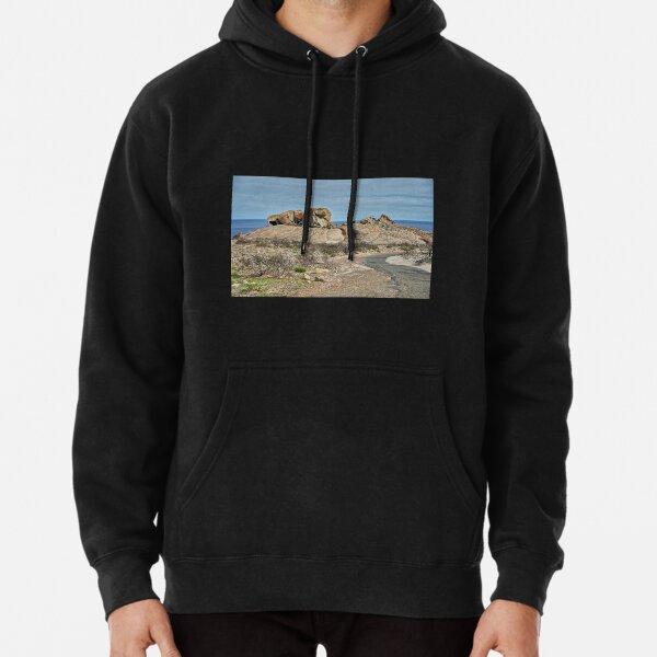 """Remarkable Rocks"" Kangaroo Island, South Australia Pullover Hoodie"