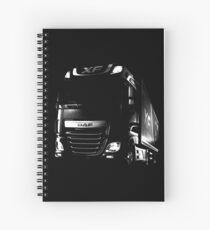 DAF, DAF Truck, DAF XF Spiral Notebook