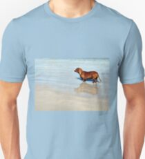 Langebaan's sausage! Unisex T-Shirt