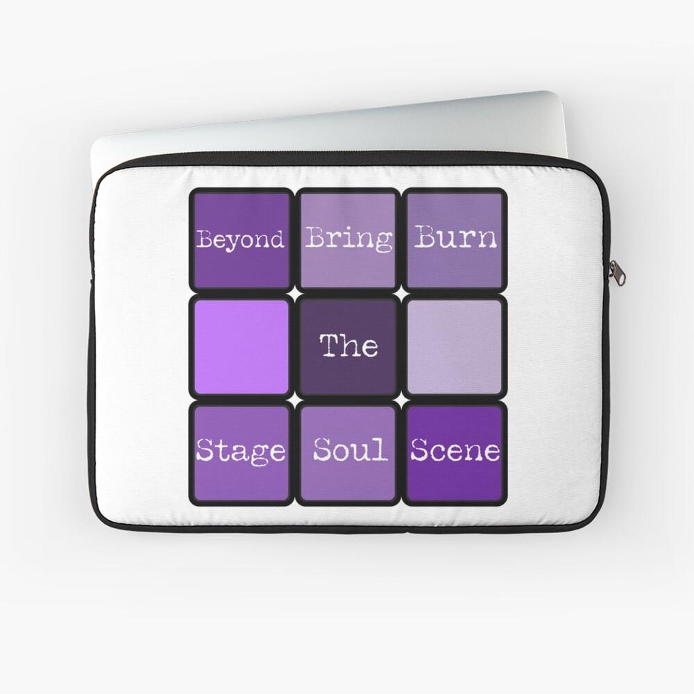 BTS Cube Laptop Sleeve