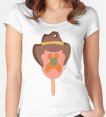Bubble O'Bill Women's Fitted Scoop T-Shirt