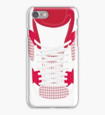 4 red theme iPhone Case/Skin