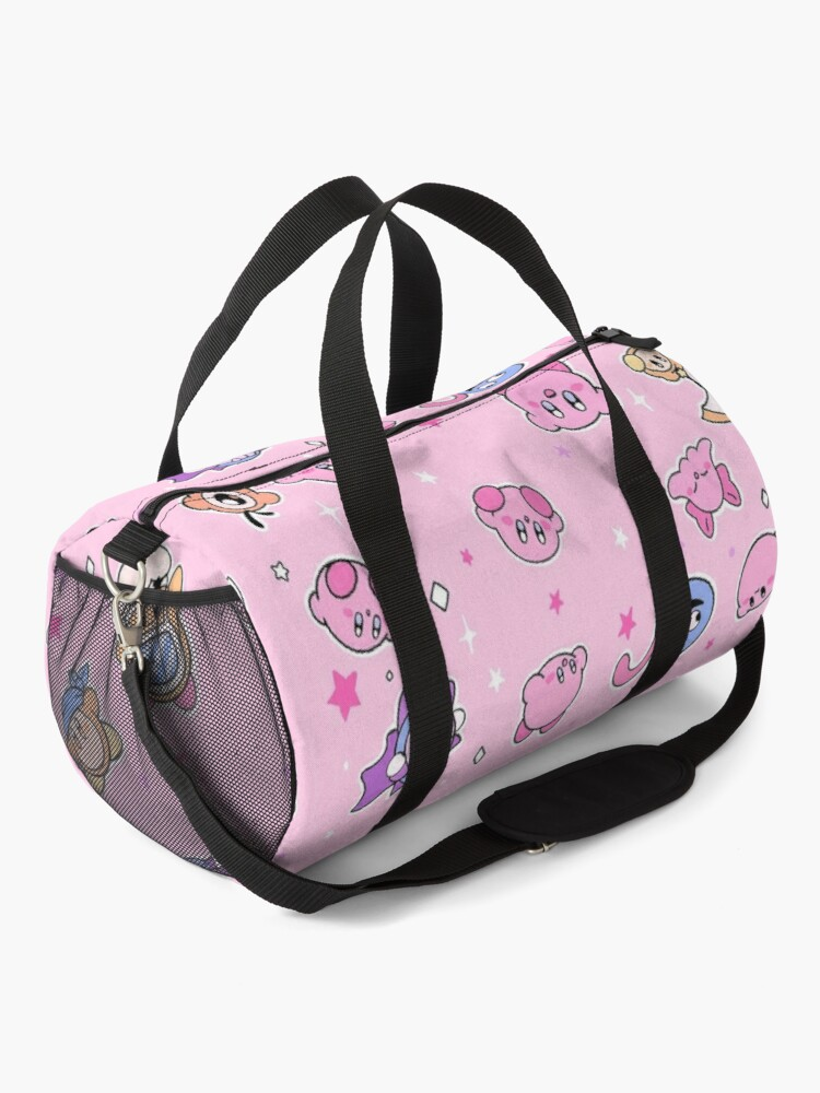 Alternate view of Kirby and Super Star Friends Duffle Bag