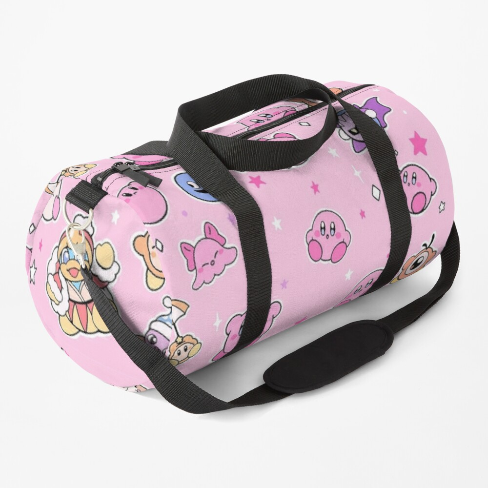 Kirby and Super Star Friends Duffle Bag