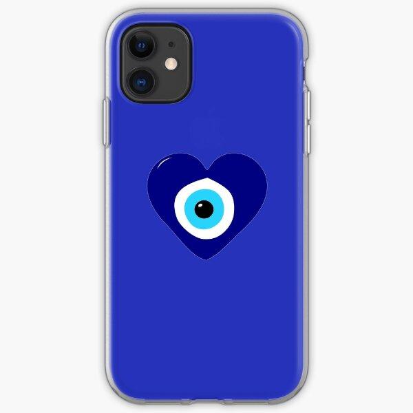 coque iphone 8 nazar boncuk