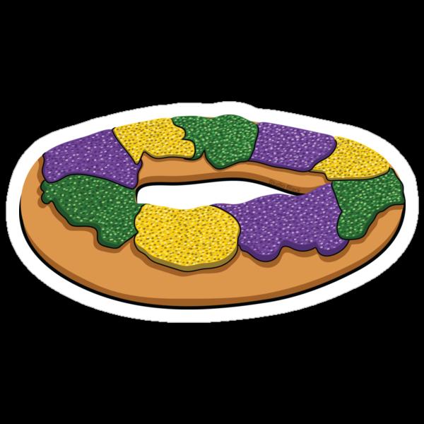 Clip Art Of King Cake :