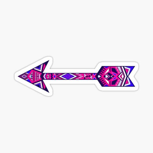 Arrows sign Boho Sagittarius Archer symbol emblem darts  Sticker