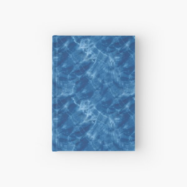 Shibori Japanese Style Tie Dye 7 Hardcover Journal