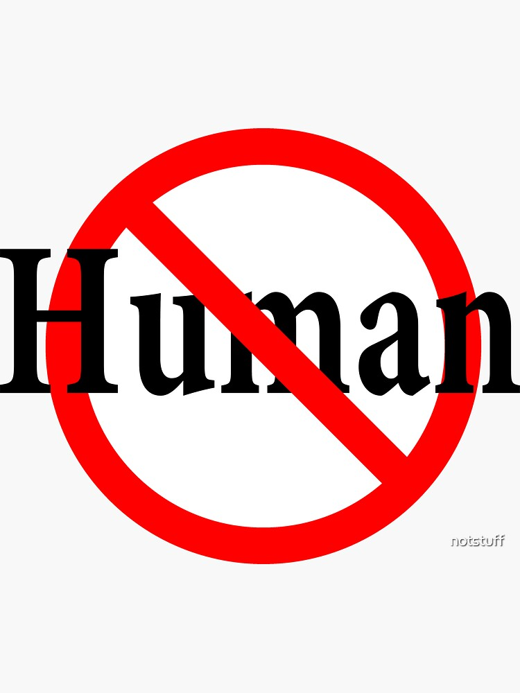 Not human - From Another World - Alien - Inhuman - Foreigner by notstuff