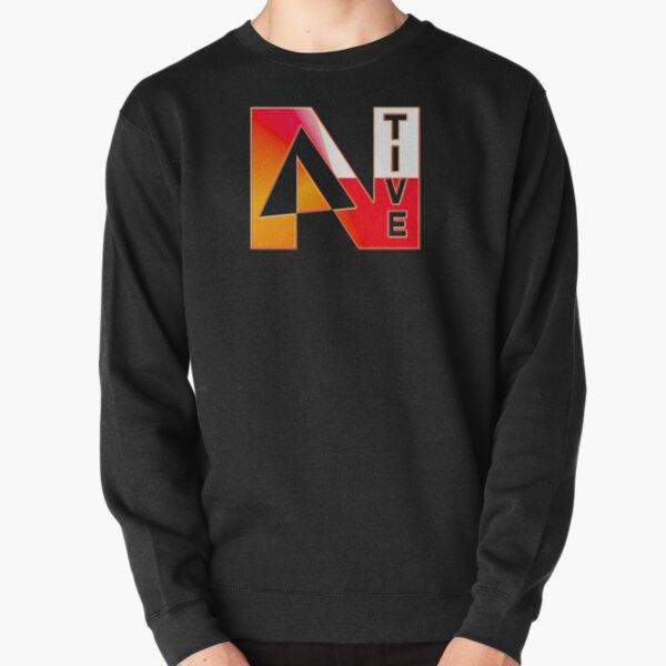 NATIVE AMERICAN - NATIVE AMERICANS DAY Pullover Sweatshirt