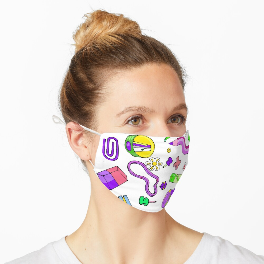 Back to school pack Mask