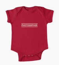 Photographer (Useful Design) Kids Clothes