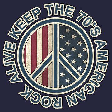 70'S American Rock by felinson