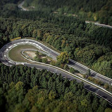 Karussell Aerial by BridgeToGantry