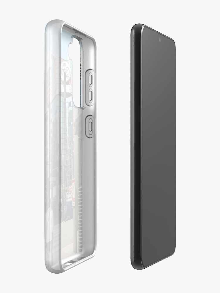 Alternate view of Ginza in the Spring. Case & Skin for Samsung Galaxy