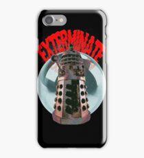 Exterminate - Dalek iPhone Case/Skin