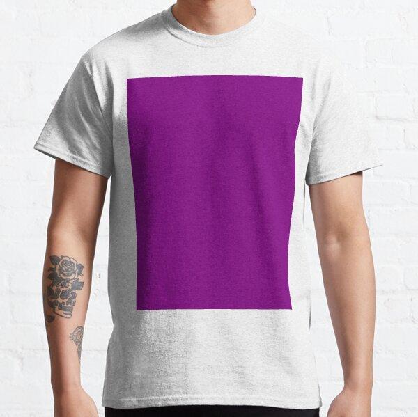 Purple Violet Classic T-Shirt