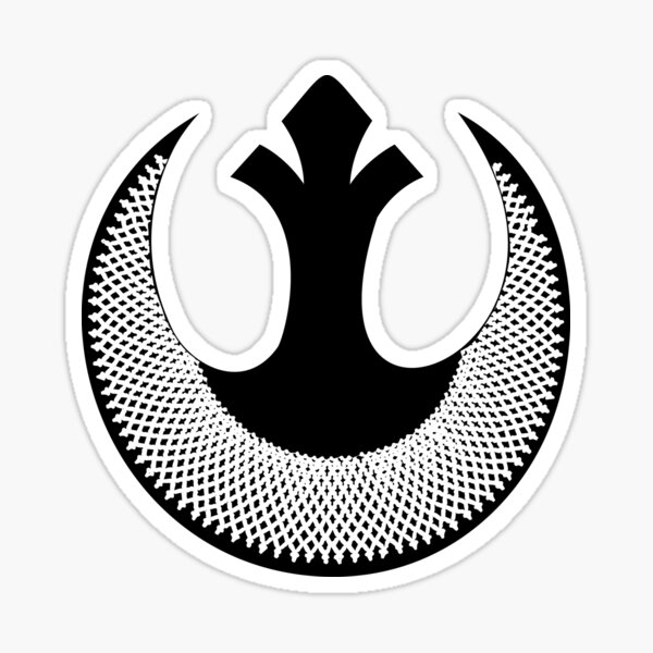 Rebel RBG Sticker