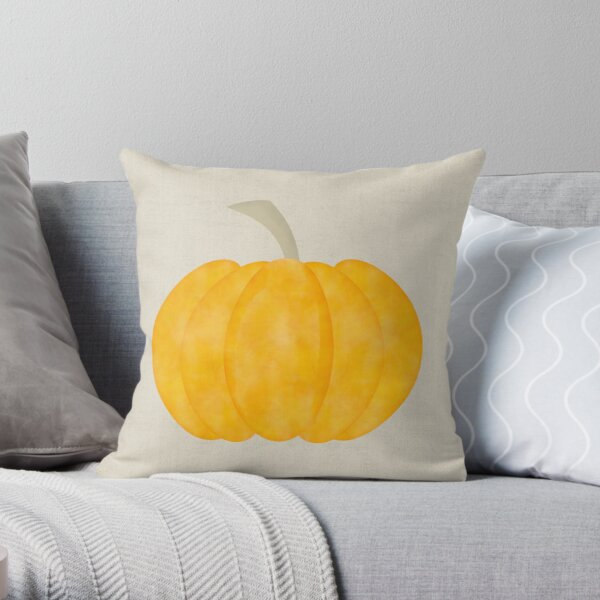 The Pumpkin  Throw Pillow