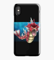 Shiny Gyarados iPhone Case