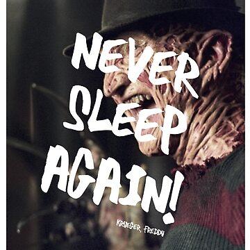 Freddy Krueger by julcenei