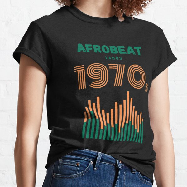 Afrobeat 1970s Classic T-Shirt