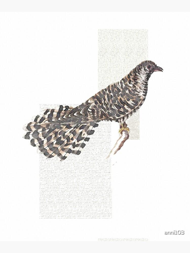 Cuckoo, cuckoo by anni103