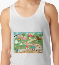Animal farm Men's Tank Top