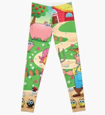 Animal farm Leggings