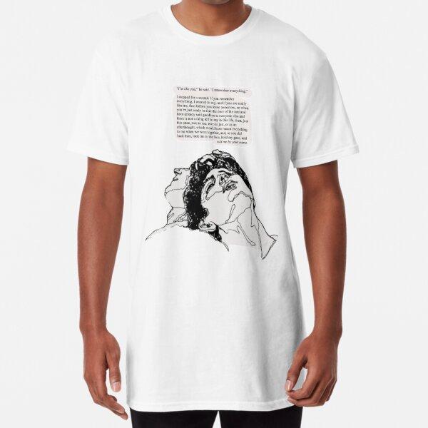 APPELEZ-MOI PAR VOTRE NOM T-shirt long