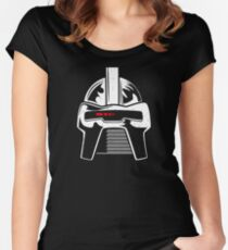 Cylon - Battlestar Galactica Women's Fitted Scoop T-Shirt