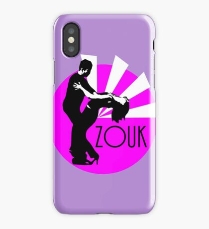 lets dance zouk iPhone Case