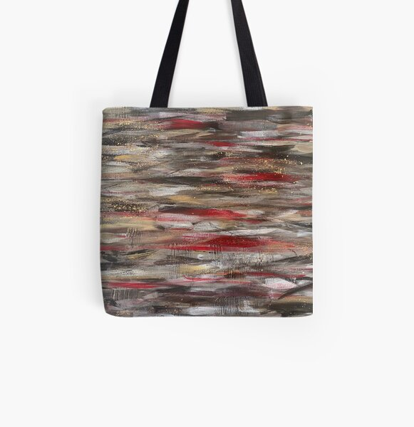 Shawn All Over Print Tote Bag