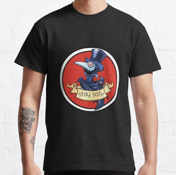 Littlest Plague Doctor Stay Safe  Classic T-Shirt