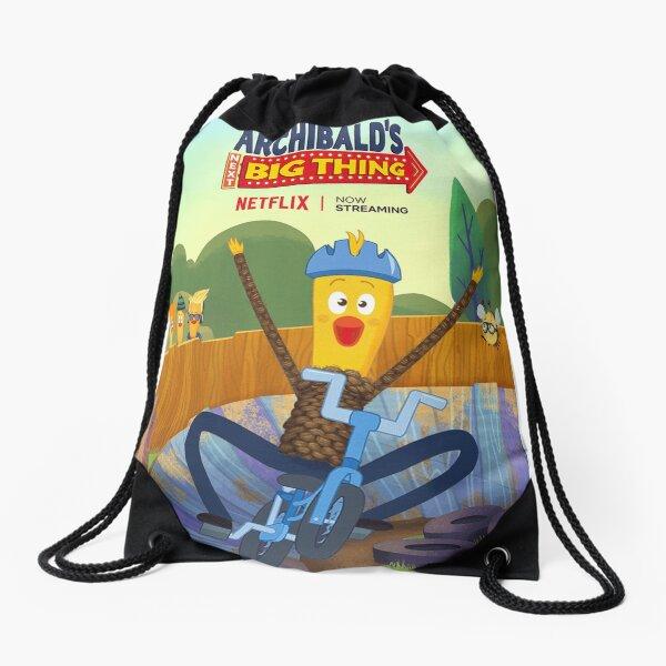 ARCHIBALDS NEXT BIG THING Drawstring Bag