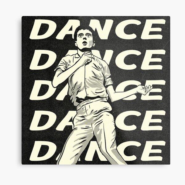 Dance! Metal Print