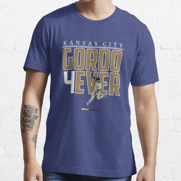 Gordo 4 Ever Alex Gordon Kansas city royals, Kansas city, alex gordon, Baseball Essential T-Shirt