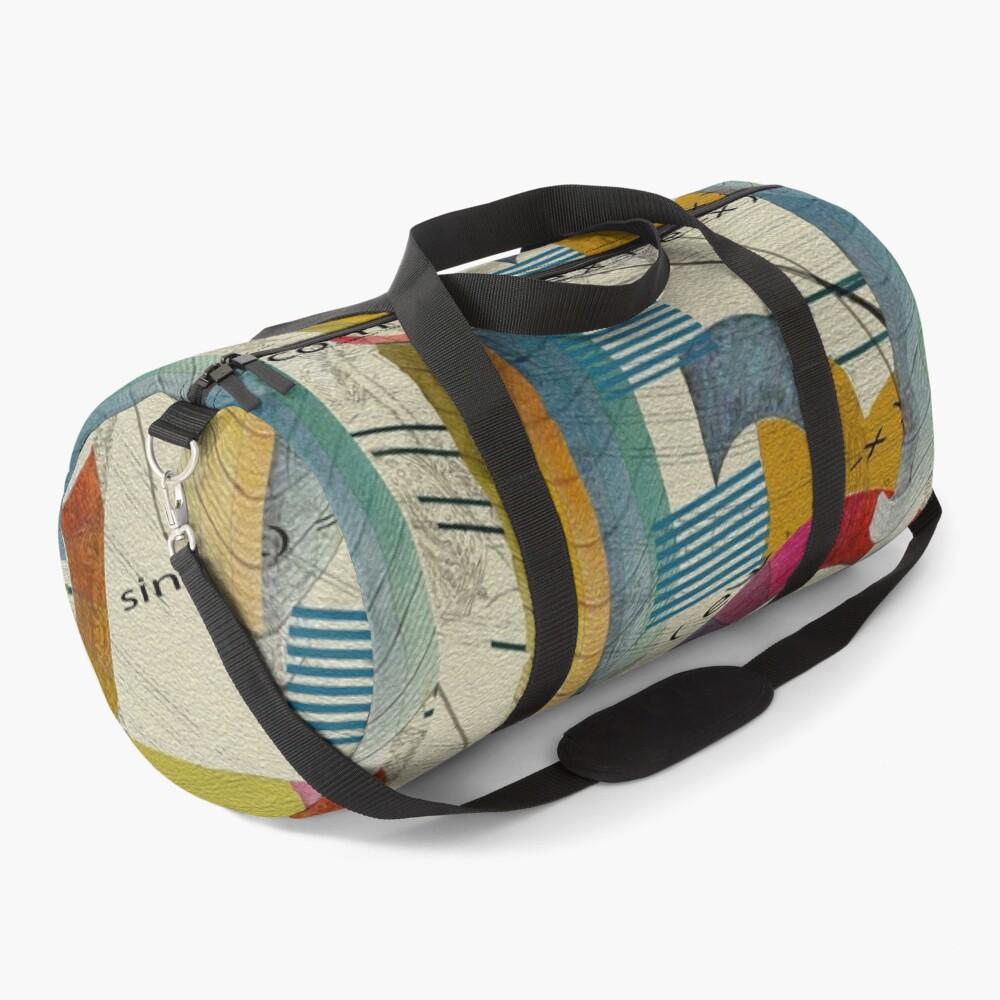 Moses Formula Duffle Bag