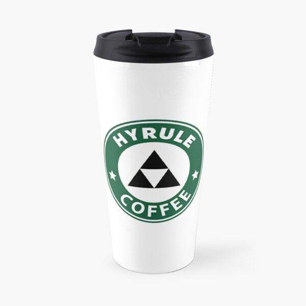 Hyrule Coffee Travel Mug