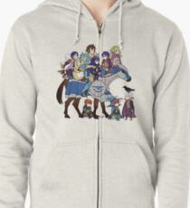 Fire Emblem Awakening - Frederick's Daycare Service Zipped Hoodie