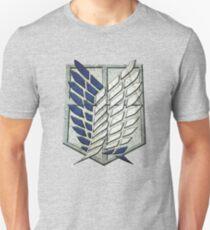 attack of titan Unisex T-Shirt