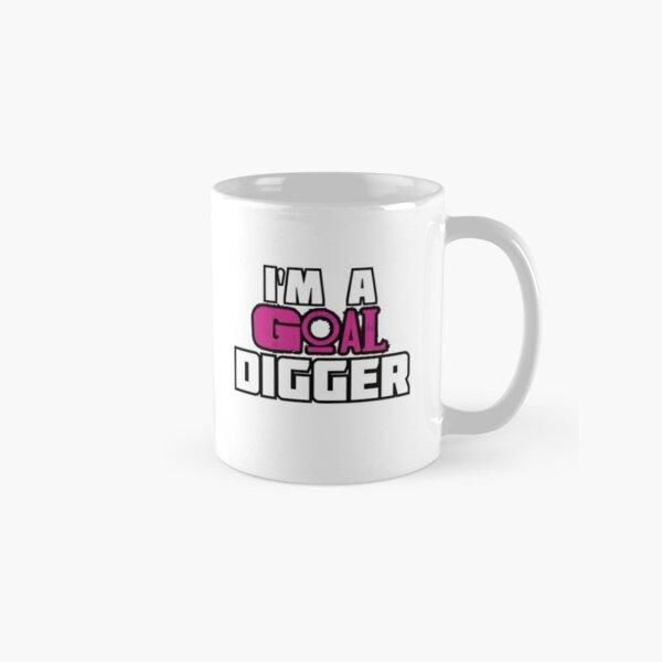 Goal Digger Classic Mug
