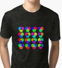 colours Tri-blend T-Shirt