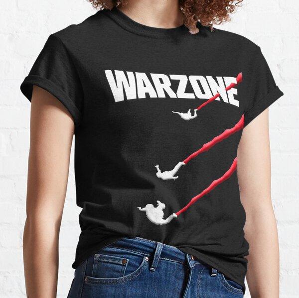 Warzone entrando Camiseta clásica