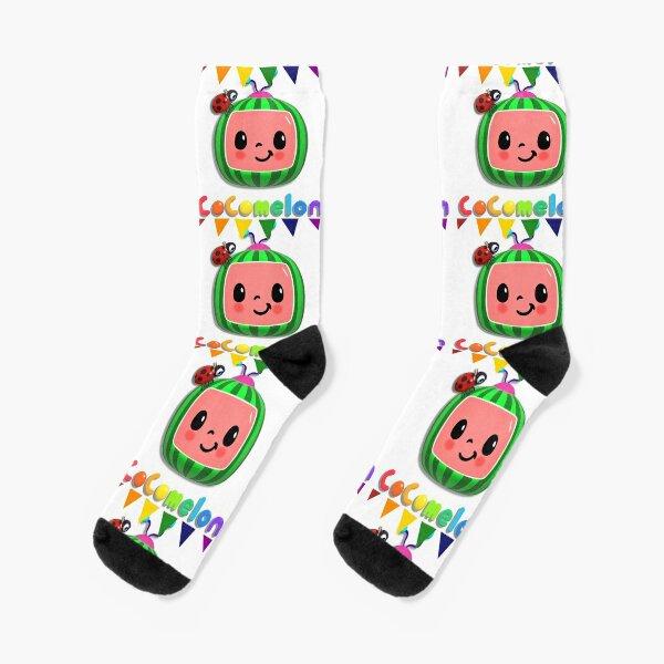 Cocomelon Socks