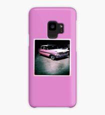 Pink Caddy Case/Skin for Samsung Galaxy