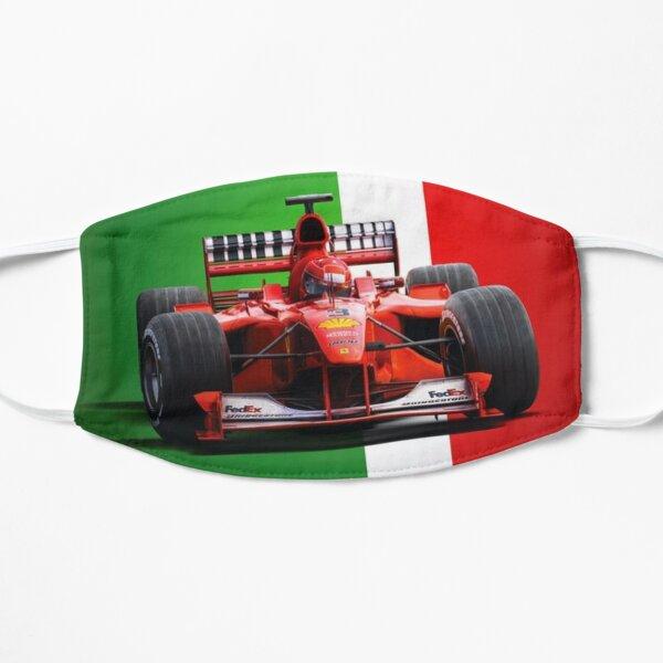 Ferrari F1-2000 - Schumacher Mascarilla plana
