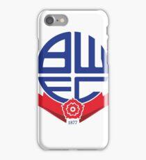 bolton wanderers logo iPhone Case/Skin