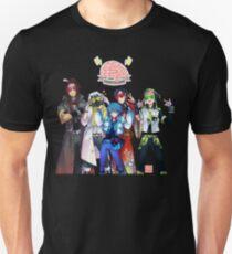 DRAMAtical Murder - Five Guys Unisex T-Shirt